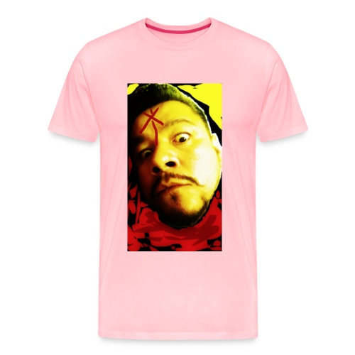 Levy's head - Men's Premium T-Shirt
