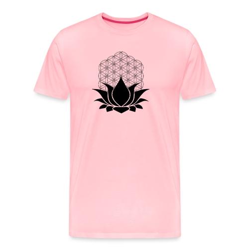 Sacred Lotus - Men's Premium T-Shirt