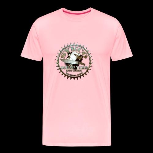 SYKCO Dog Collar - Men's Premium T-Shirt