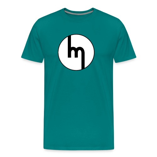Classic Mazda emblem - AUTONAUT.com - Men's Premium T-Shirt