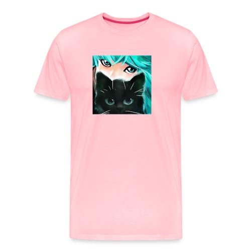 Clumsie et AnneB - Men's Premium T-Shirt