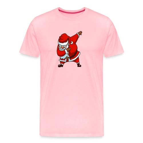 Dabbing Santa - Men's Premium T-Shirt