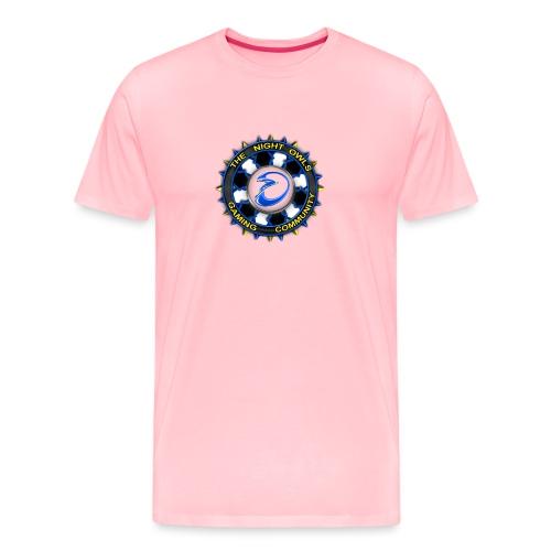 Night Owls Gaming Logo - Men's Premium T-Shirt