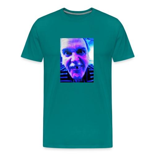 jc gappy spread 2 - Men's Premium T-Shirt