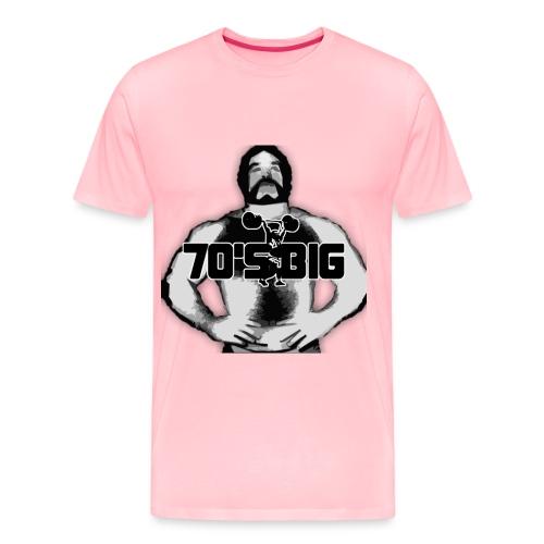 70sbig - Men's Premium T-Shirt