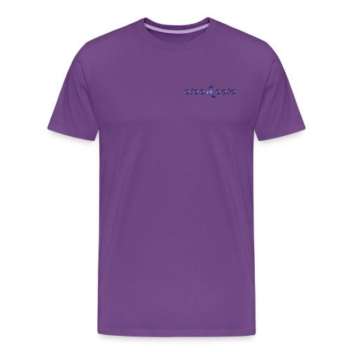 Banner Black - Men's Premium T-Shirt