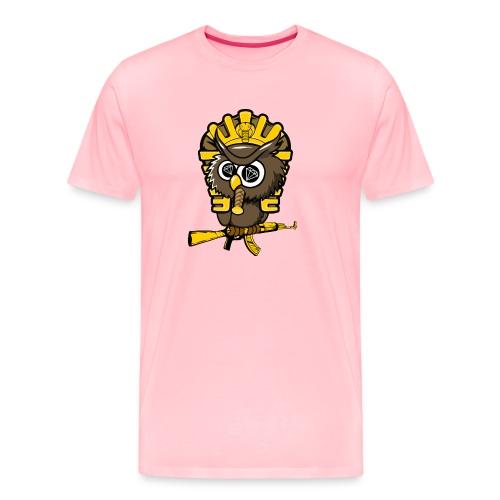 king otrg owl - Men's Premium T-Shirt