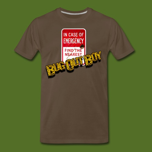 In Case of Emergency - Men's Premium T-Shirt