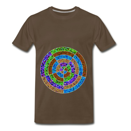wheel - Men's Premium T-Shirt