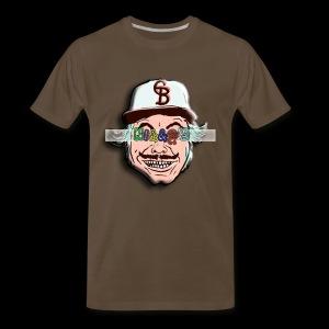 Geffrey Mascot Series - Men's Premium T-Shirt