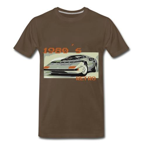1980´s RETRO - Men's Premium T-Shirt