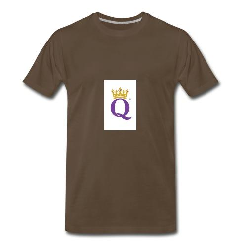 QUEEN CASE - Men's Premium T-Shirt