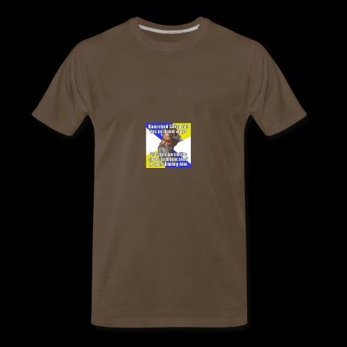 Hypocrite god - Men's Premium T-Shirt