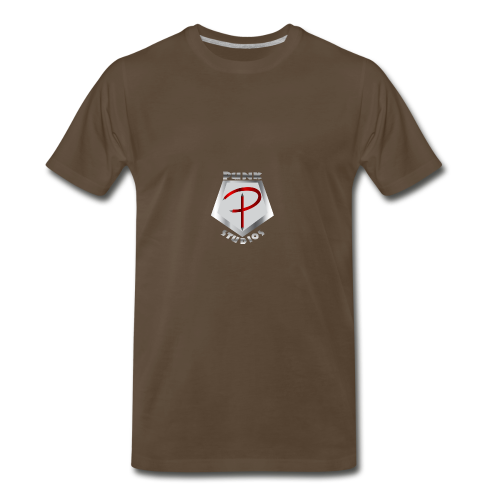 Punk Studios Logo - Men's Premium T-Shirt