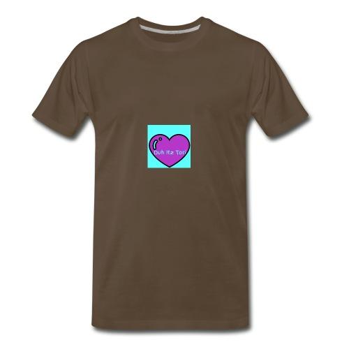 Tori's Logo Hoodie - Men's Premium T-Shirt