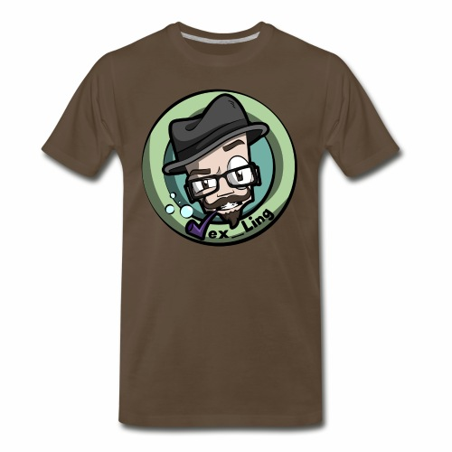 VexLogo - Men's Premium T-Shirt