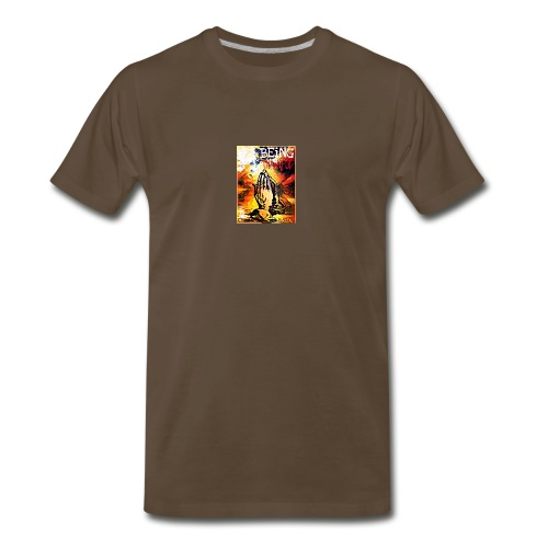 Being Thankful - Men's Premium T-Shirt
