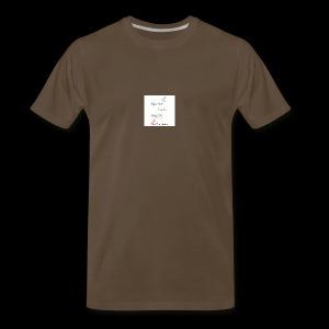 storms and anchors - Men's Premium T-Shirt