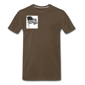 ALL AMERICAN - Men's Premium T-Shirt
