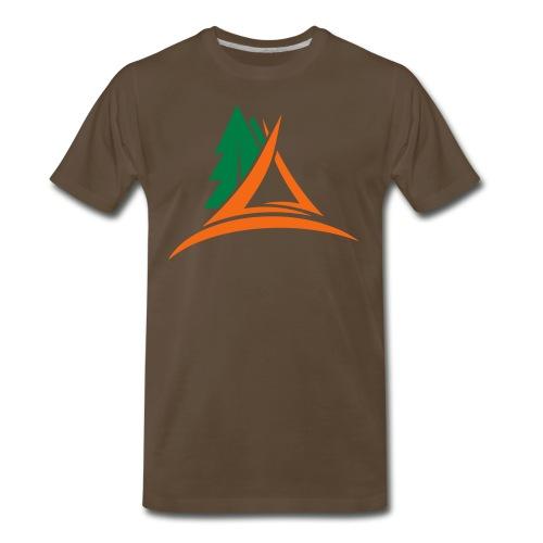 CampGeeks Patch - Men's Premium T-Shirt