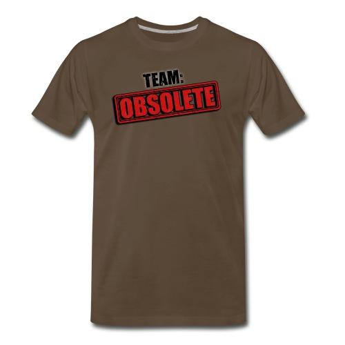 team obsolete trans - Men's Premium T-Shirt