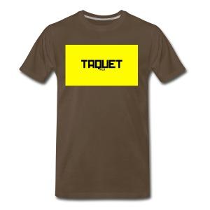 Yellow Thunder - Men's Premium T-Shirt