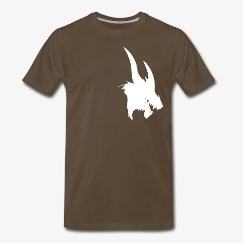 dragon sil - Men's Premium T-Shirt