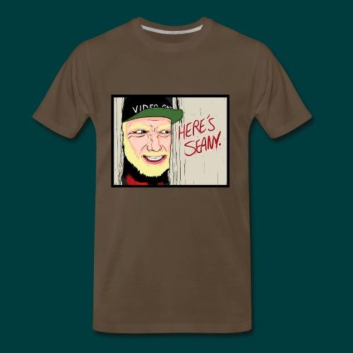 Here's Seany - Men's Premium T-Shirt
