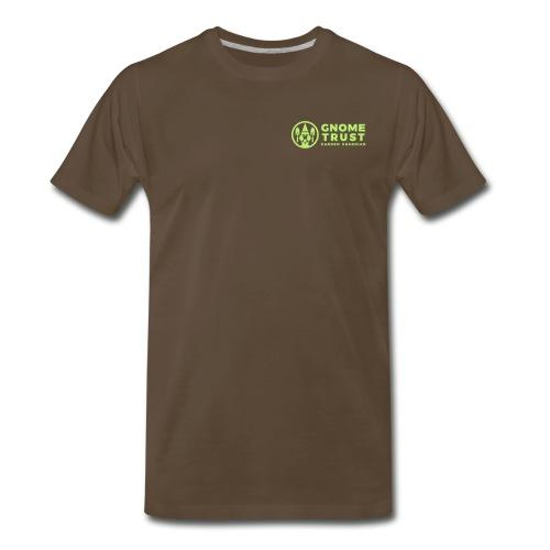 GNOMETRUST - Men's Premium T-Shirt