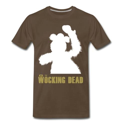 Wocking Dead Shirt - Men's Premium T-Shirt