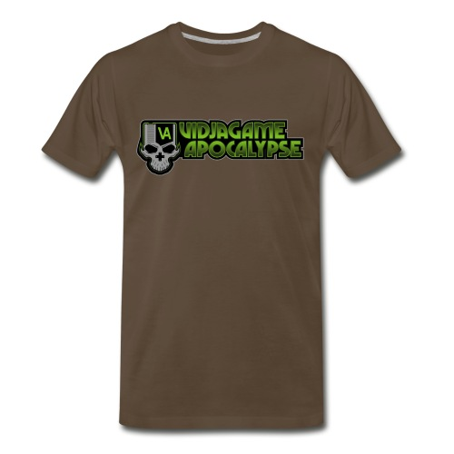 VGA Logo - Men's Premium T-Shirt
