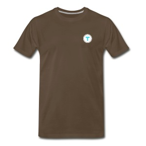 The Original Logo - Men's Premium T-Shirt
