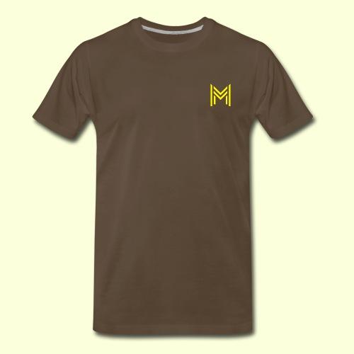 M for My friends this is 4 u - Men's Premium T-Shirt