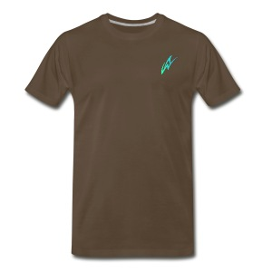AW Studios Small Logo - Men's Premium T-Shirt