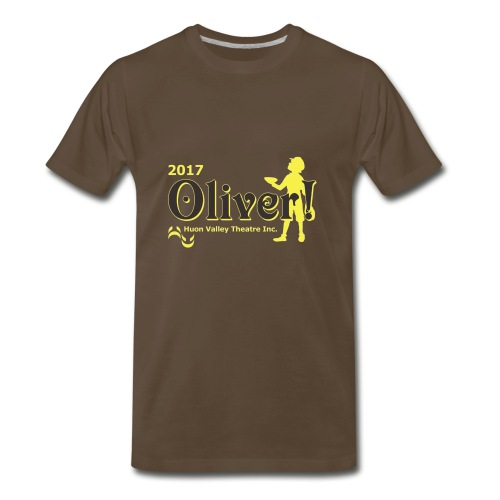 OLIVER MERCH - Men's Premium T-Shirt