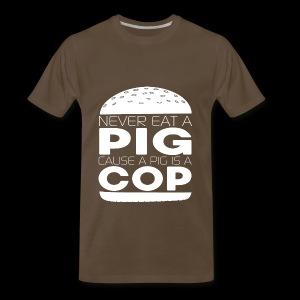 Pigs & Cops - Men's Premium T-Shirt