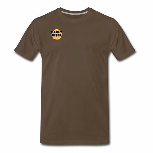 Early Riser - Men's Premium T-Shirt