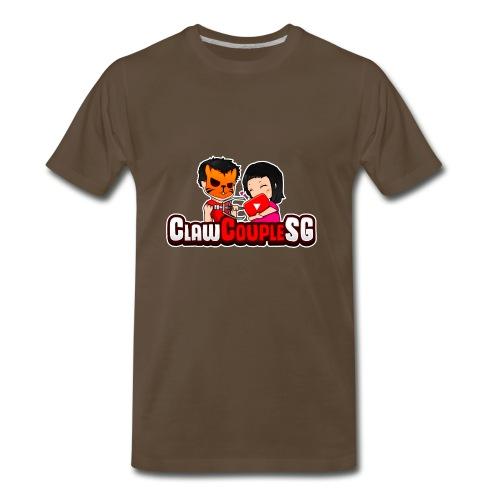 ClawCouple v3 - Men's Premium T-Shirt
