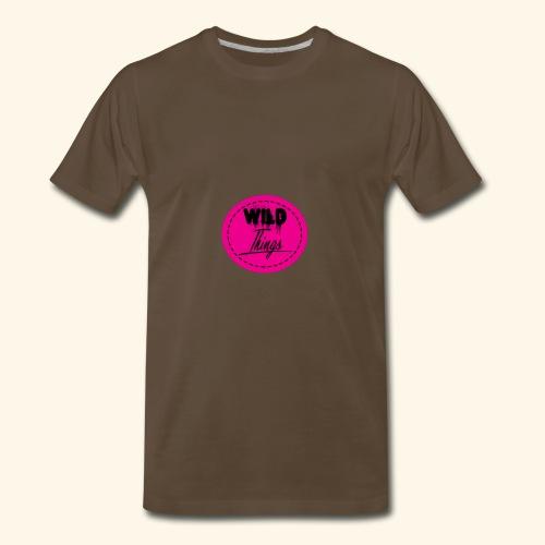 wild things - Men's Premium T-Shirt