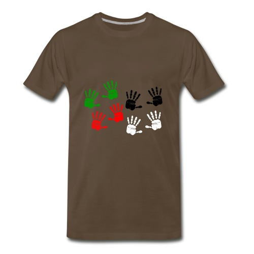 The five hands - Men's Premium T-Shirt