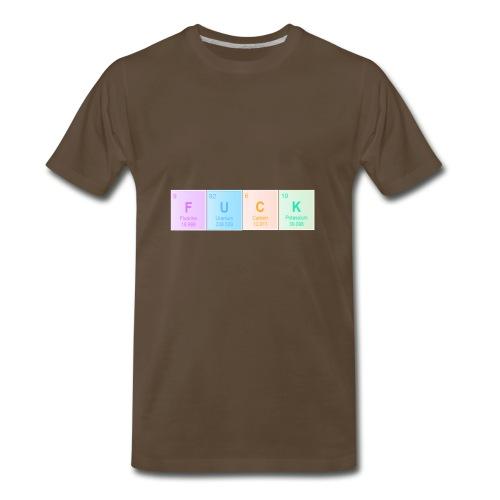 FUCK - Men's Premium T-Shirt