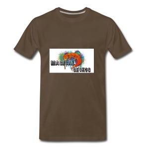 Magical Geckos Logo - Men's Premium T-Shirt