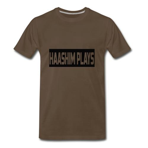 Haashim Plays - Men's Premium T-Shirt