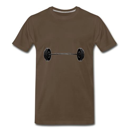 Gym motivation!!! gift idea great present - Men's Premium T-Shirt