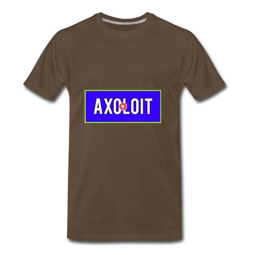 AxolOit - Men's Premium T-Shirt