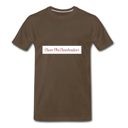 Cheer Phi Cheerleaders - Men's Premium T-Shirt
