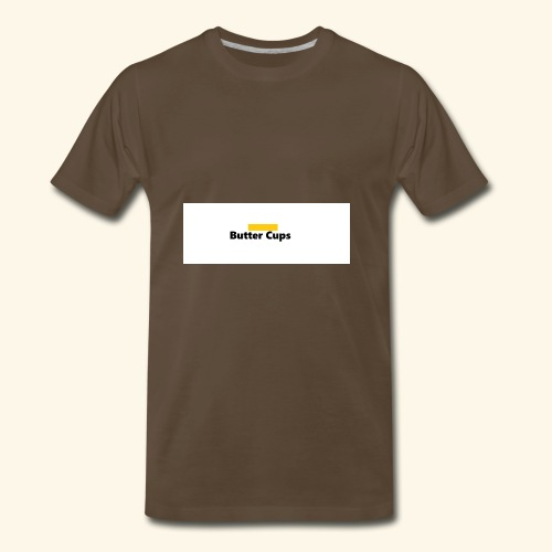 Butter Cups Merch - Men's Premium T-Shirt