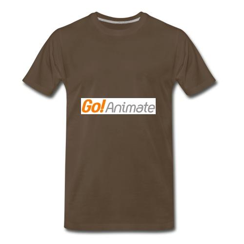 GoAnimate Company Logo - Men's Premium T-Shirt