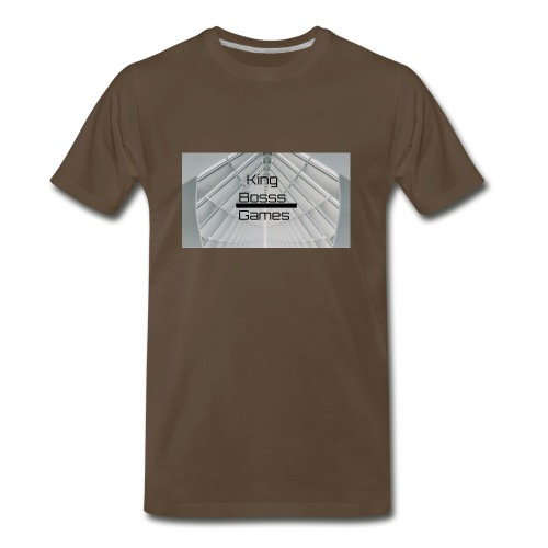 King Bosss Merc - Men's Premium T-Shirt