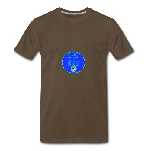 Lol Cat 236 - Men's Premium T-Shirt